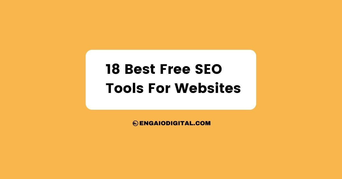 18 Best Free SEO Tools For Websites Thumbail