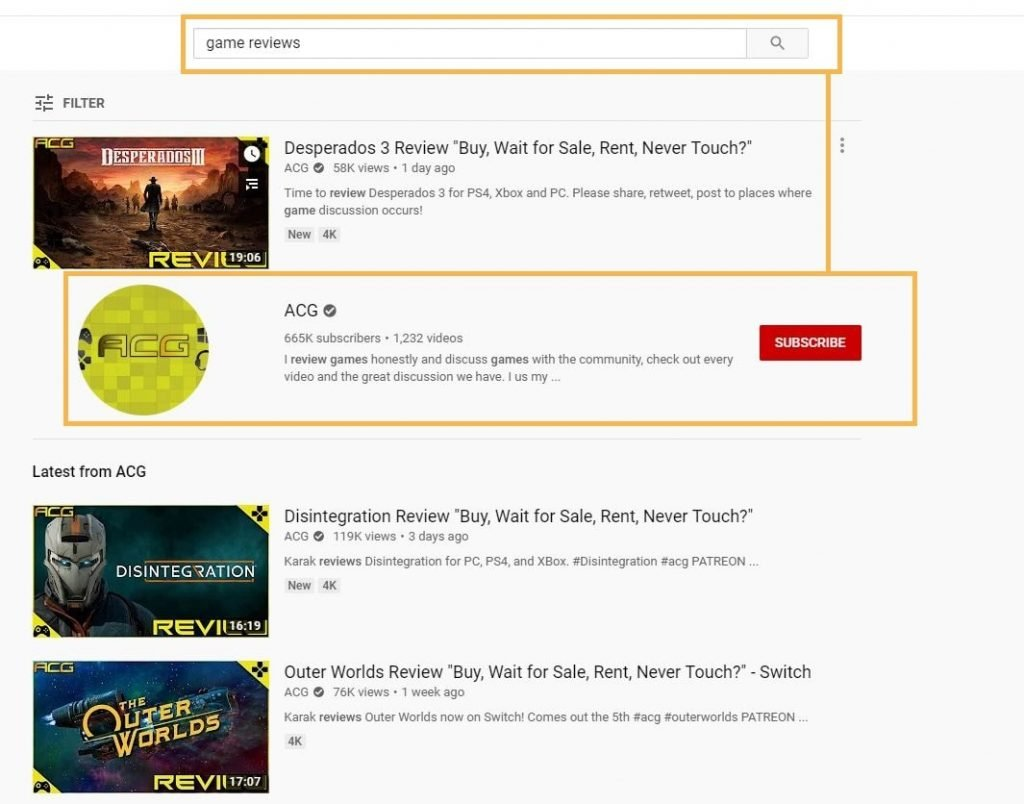 How Optimizing Your Channel Page For A Keyword Is Worth It