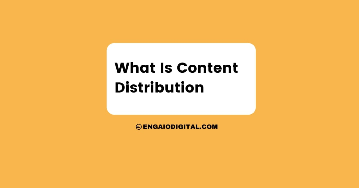 What Is Content Distribution Thumbnail