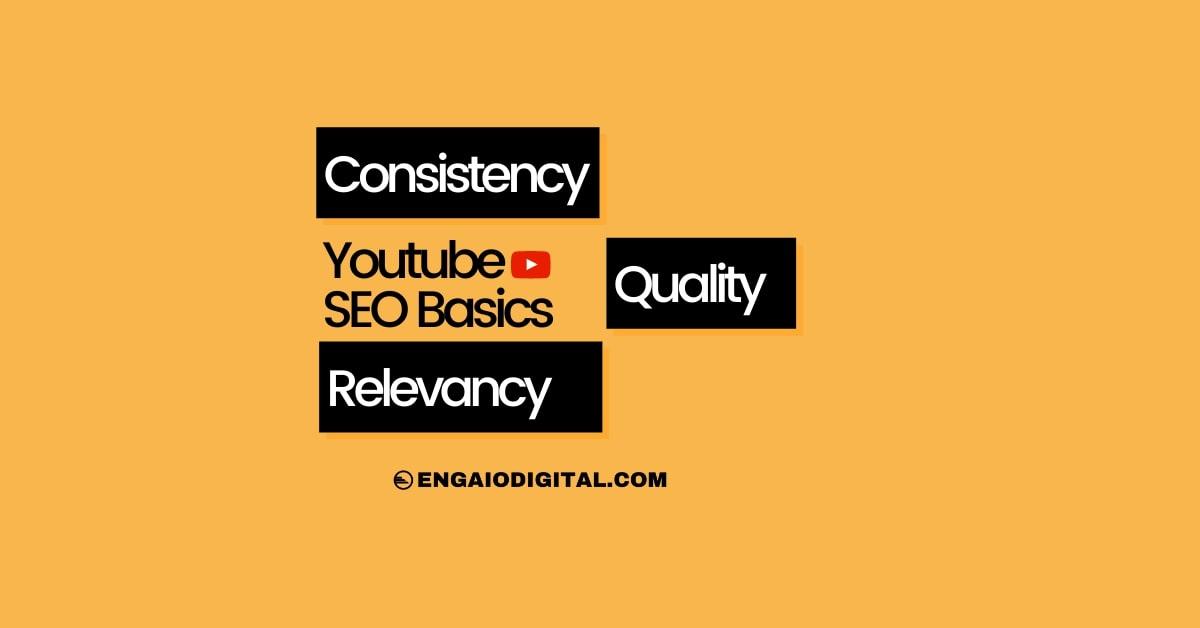 Youtube SEO Basics Thumbnail