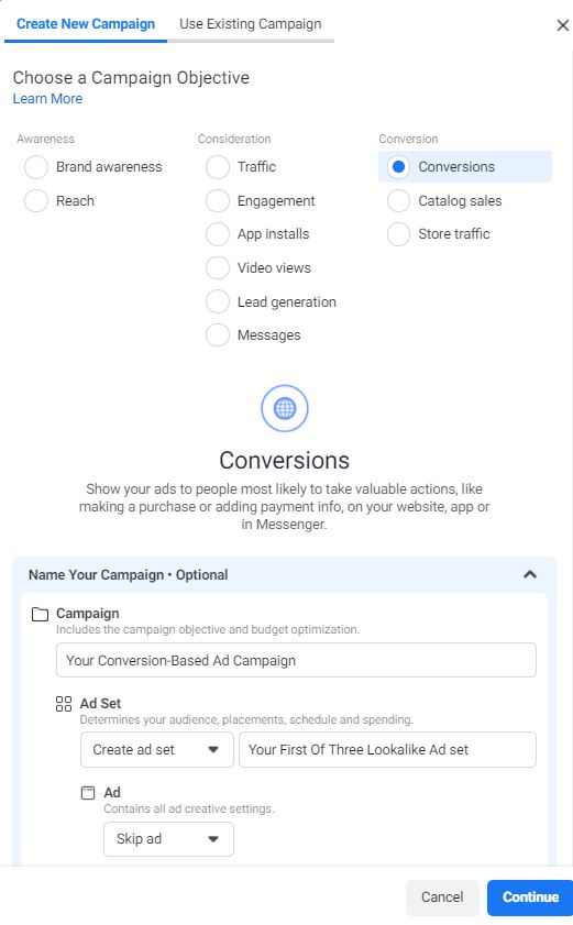 Creating and Managing a Facebook Ads Campaign For Sales Growth